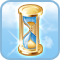 Reloj de arena de Cóndor